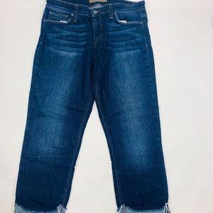 Joe's Jeans Womens 29 Whisker 5 Pocket Blue Denim